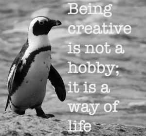 Creative Penguin
