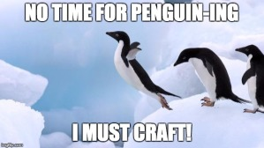 I Must Craft!
