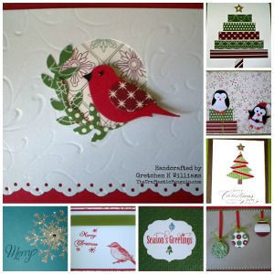 2012 - Christmas Card Collage