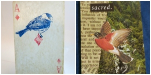 ATC Birds Collage