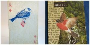 ATC Birds Collage