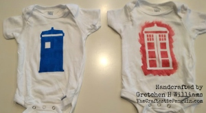 TARDIS Onsies